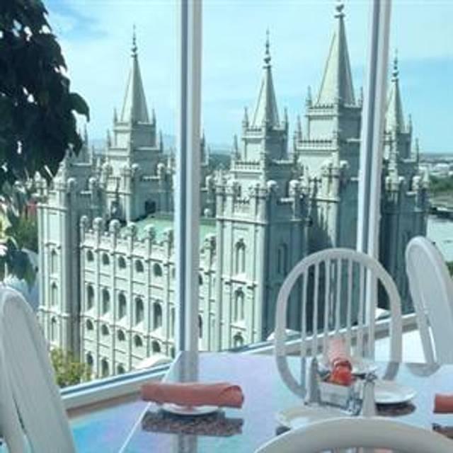 The Garden Restaurant, Salt Lake City, UT