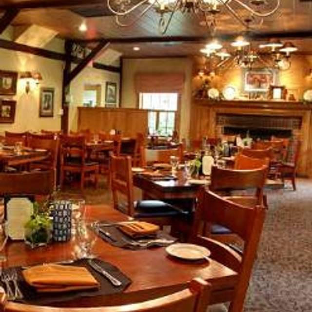 The Grain House Restaurant at The Olde Mill Inn, Basking Ridge, NJ
