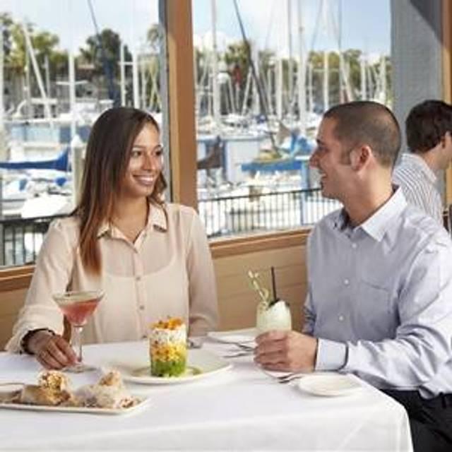 Chart House Restaurant Marina Del Rey