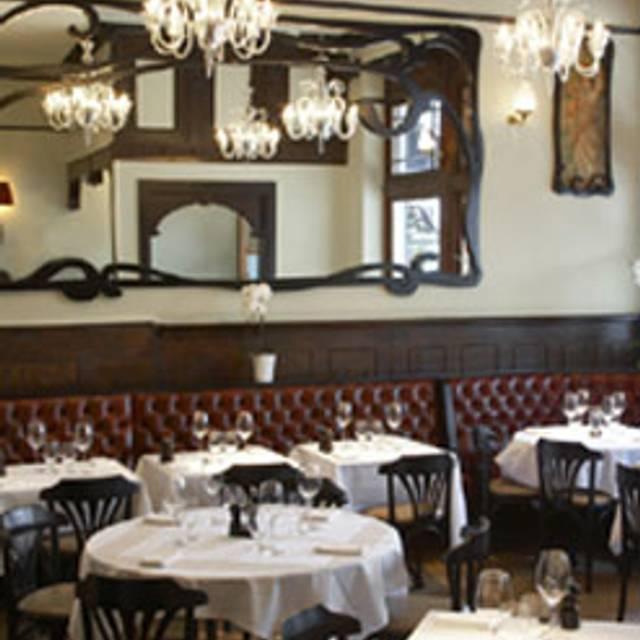 Angelus Restaurant, London