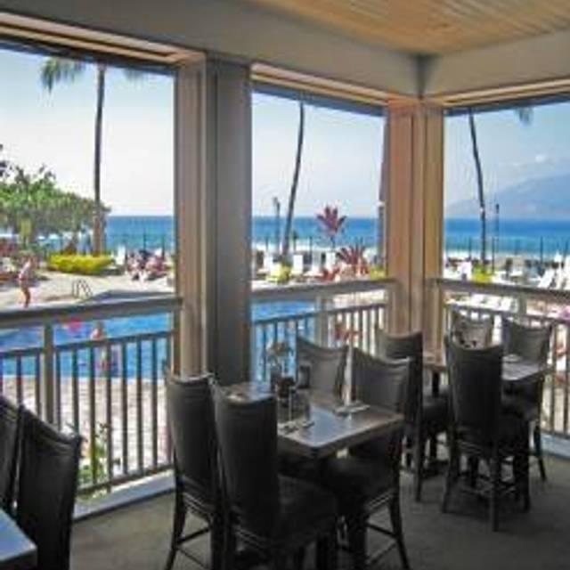 The Beach Club Restaurant, Lahaina, HI