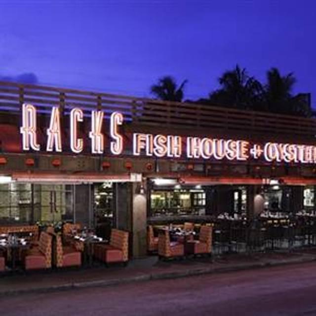 Racks Fish House and Oyster Bar, Delray Beach, FL