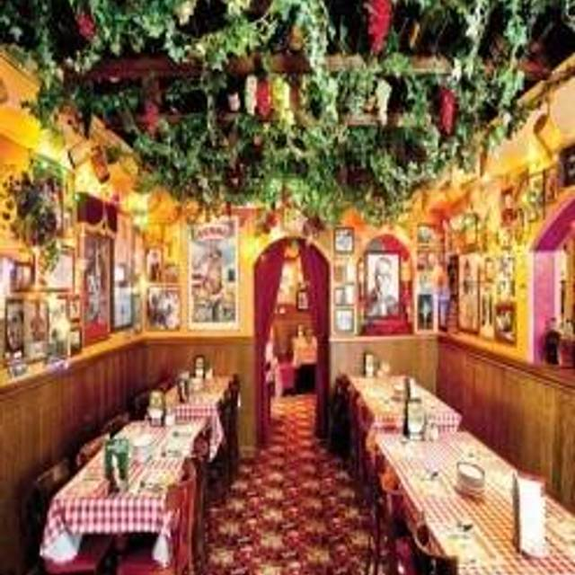 Buca Di Beppo Bally S Atlantic City