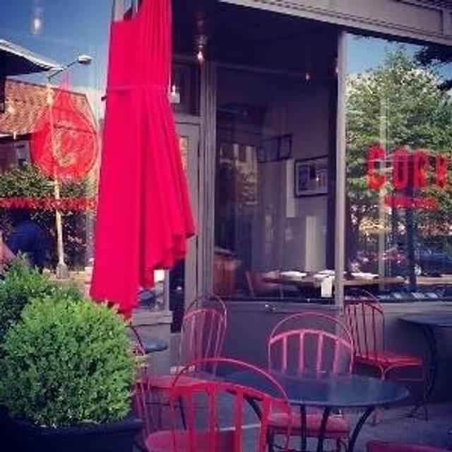 Cork Wine Bar & Market, Washington, DC