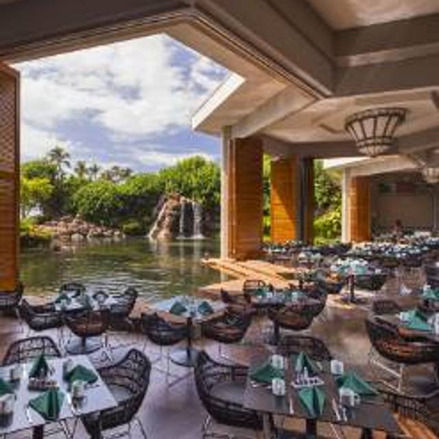 Swan Court Breakfast Hyatt Regency Maui