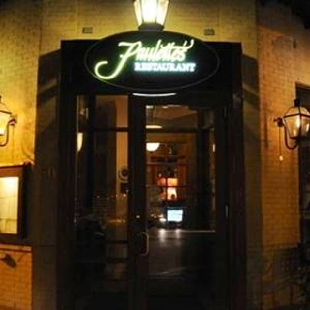 Paulette S Restaurant At The River Inn Of Harbor Town