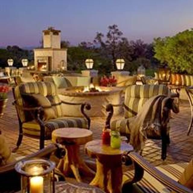 Veranda Fireside Lounge Restaurant San Diego Restaurant Info