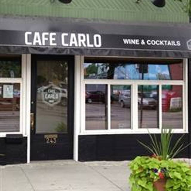 Cafe Carlo, Winnipeg, MB
