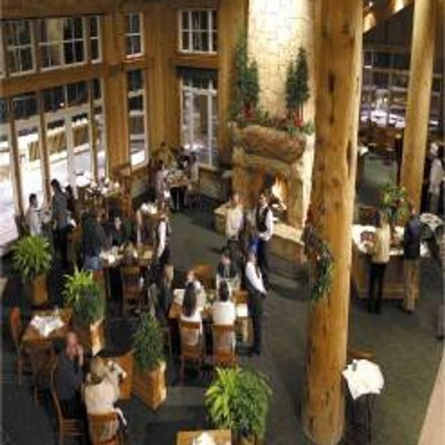 Fireside Dining Deer Valley Resort