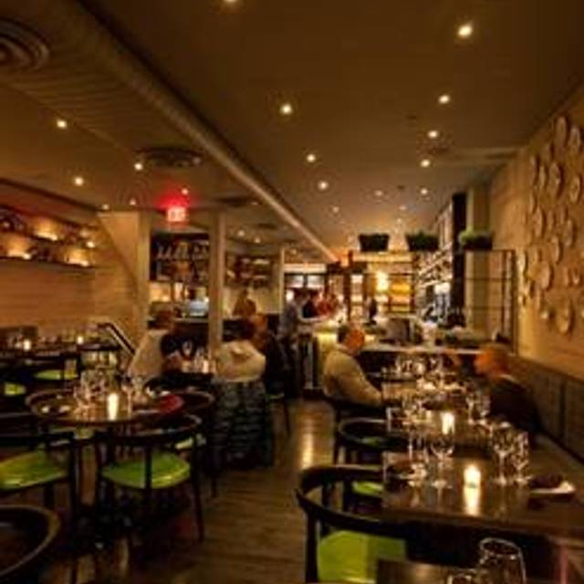 Bocca Di Bacco (Theatre District - 45th St.), New York, NY