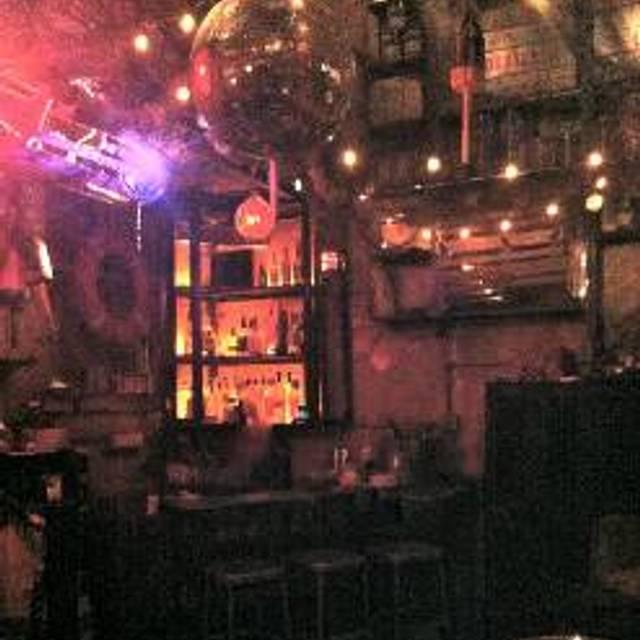 Cervantes' Oyster Shack, New York, NY