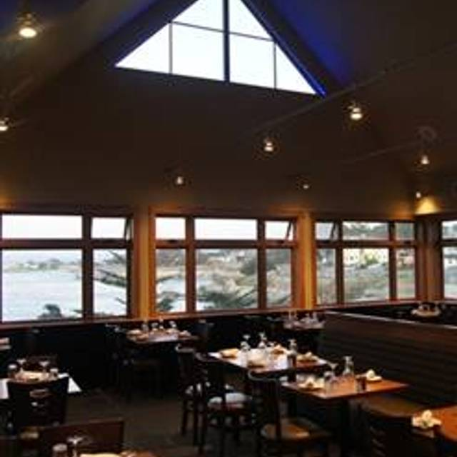 Beach House Restaurant at Lovers Point, Pacific Grove, CA