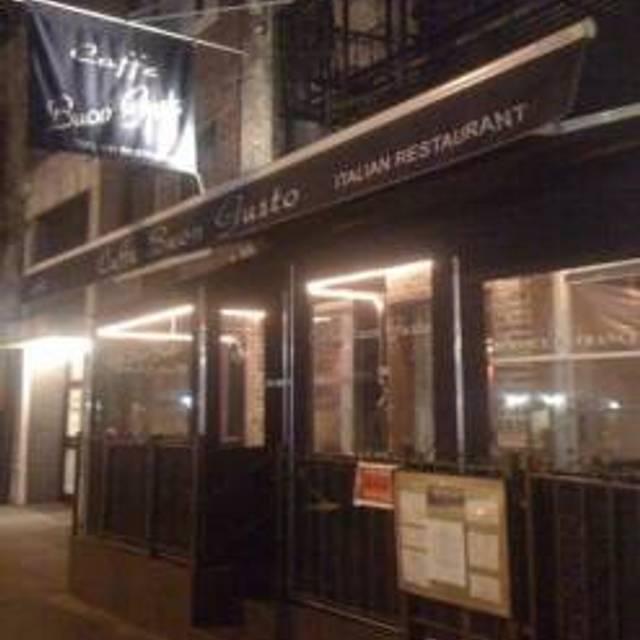 948 Best Italian Restaurants In Upper East Side Opentable