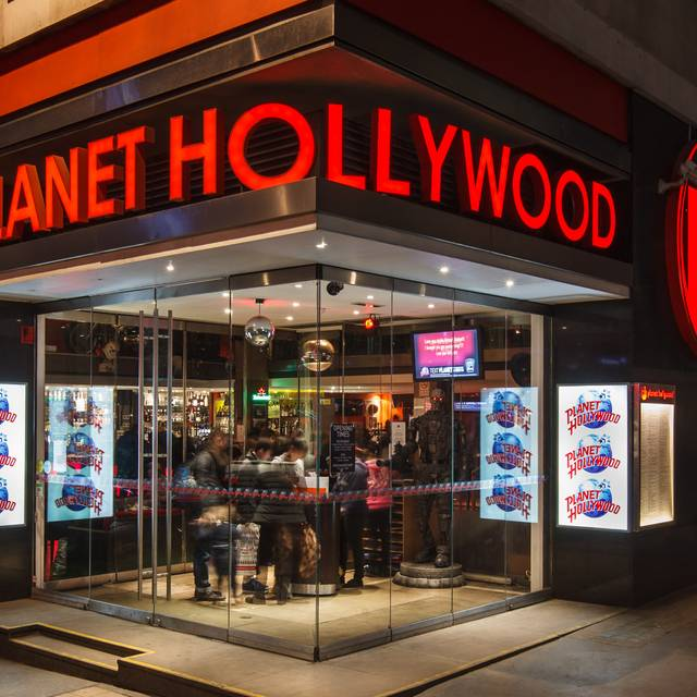 Planet Hollywood London, London