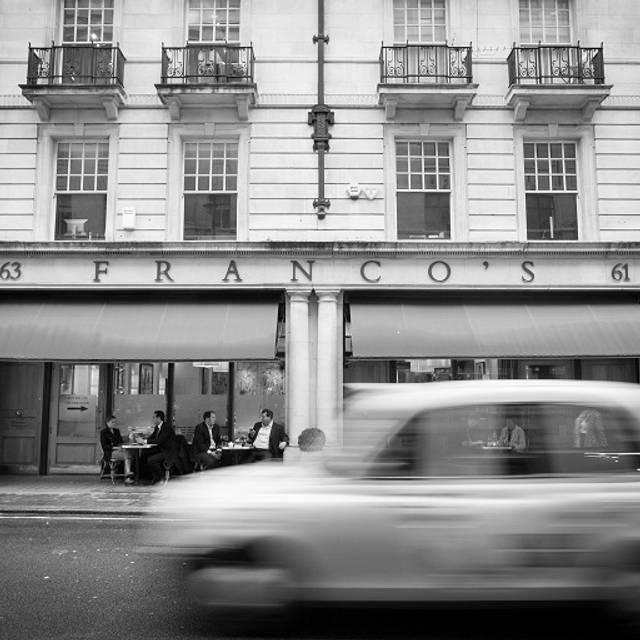 Franco's, London