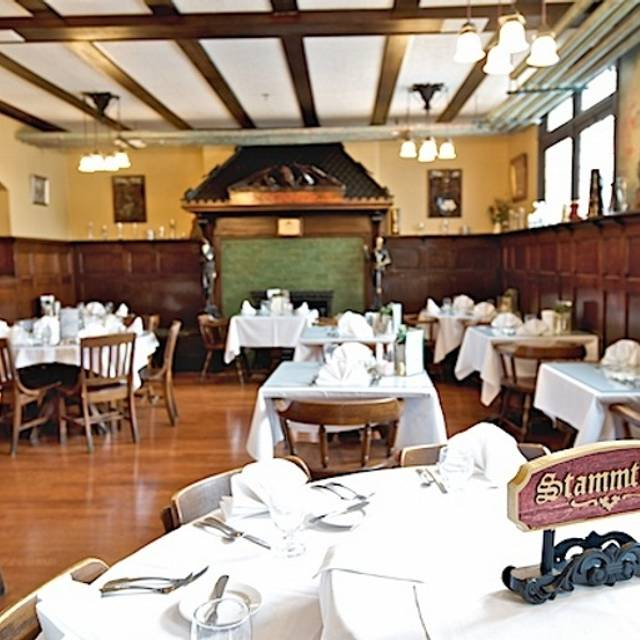 The National Bar And Dining Rooms: Rathskeller Restaurant - Indianapolis, IN