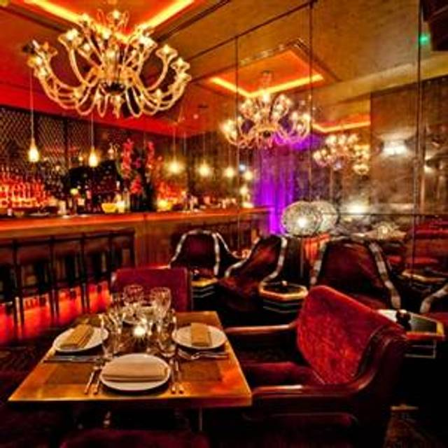 Mamounia Lounge - Mayfair, London