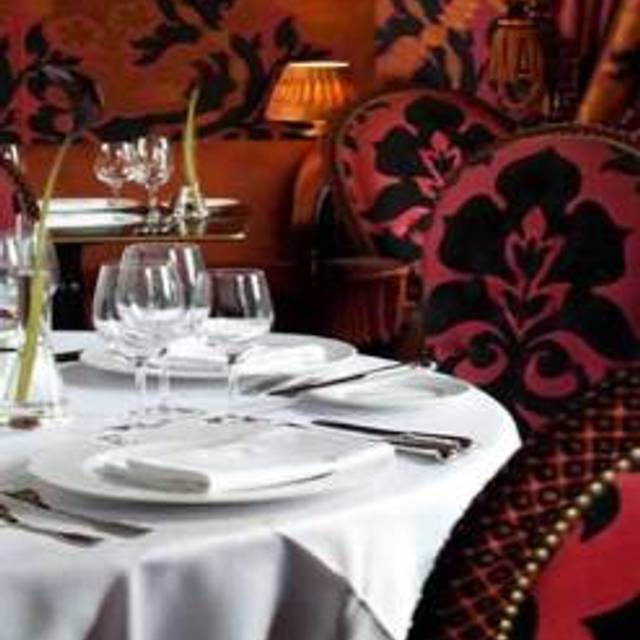 Rhubarb Restaurant, Edinburgh