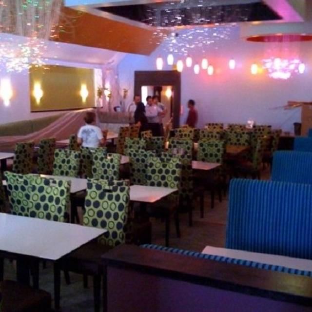 V Street Restaurant In San Mateo