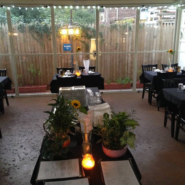 Aperture Italian Restaurant Brooklyn Ny