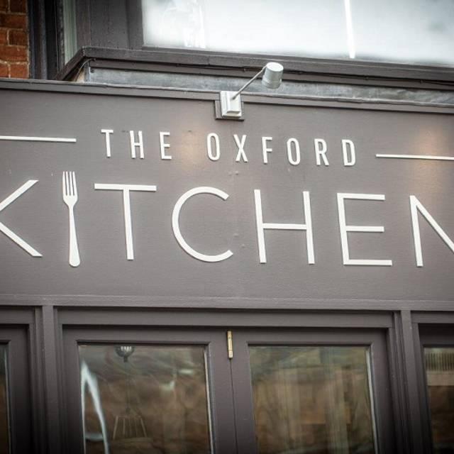 The Oxford Kitchen, Oxford, Oxfordshire