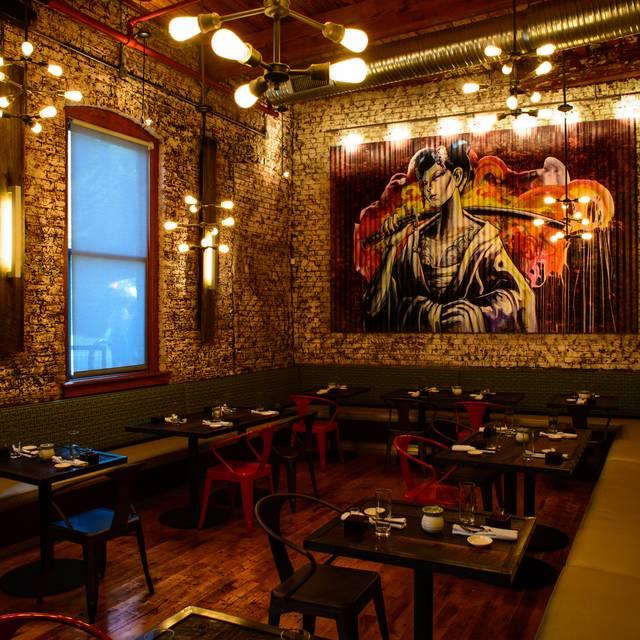 Eight Sushi Asian Kitchen Restaurant