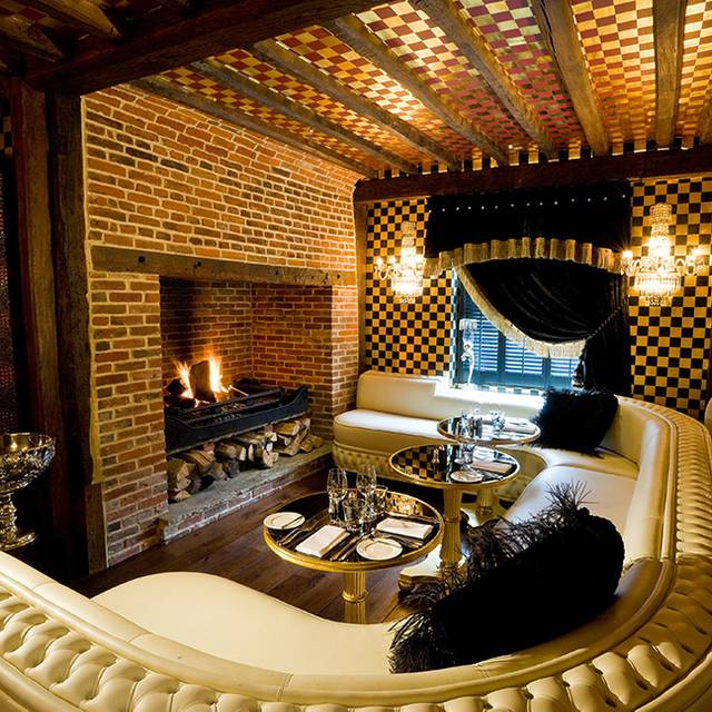 Crazy Bear Beaconsfield English Restaurant Buckinghamshire