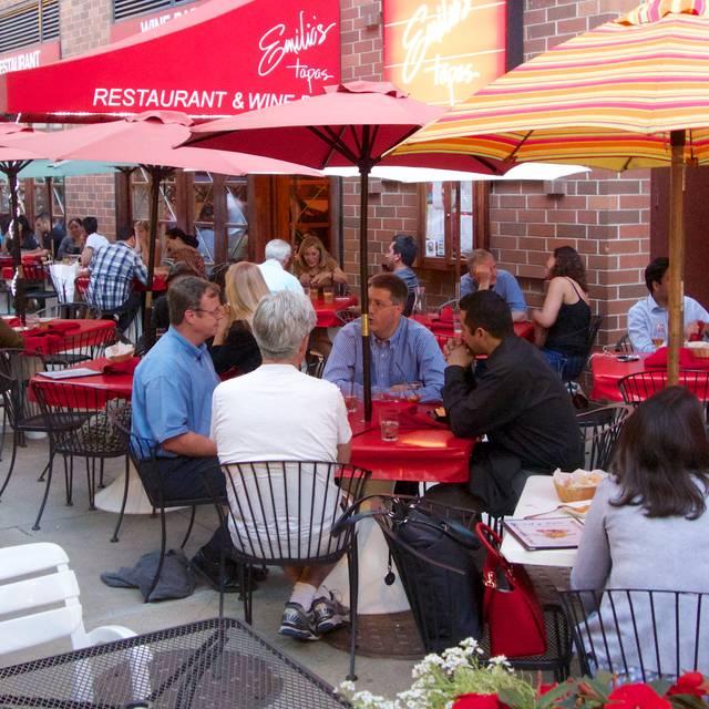 Emilio's Tapas - Sol Y Nieve, Chicago, IL
