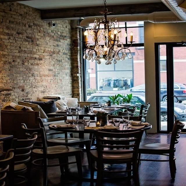 White oak tavern inn chicago il opentable for 0pen table chicago