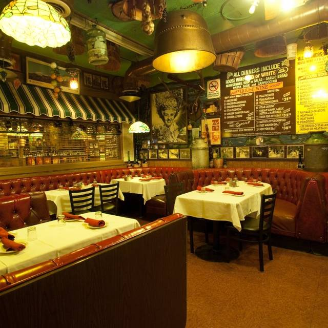 Battista S Hole In The Wall Las Vegas Nv Opentable