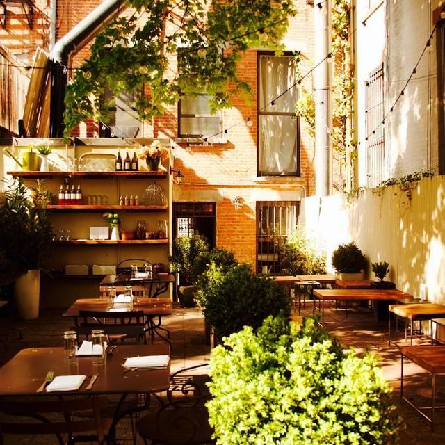 Maison May Restaurant Brooklyn Ny Opentable