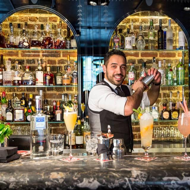 Old Bengal Bar, London