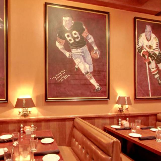Downstairs Lounge - Ditka's - Chicago, Chicago, IL