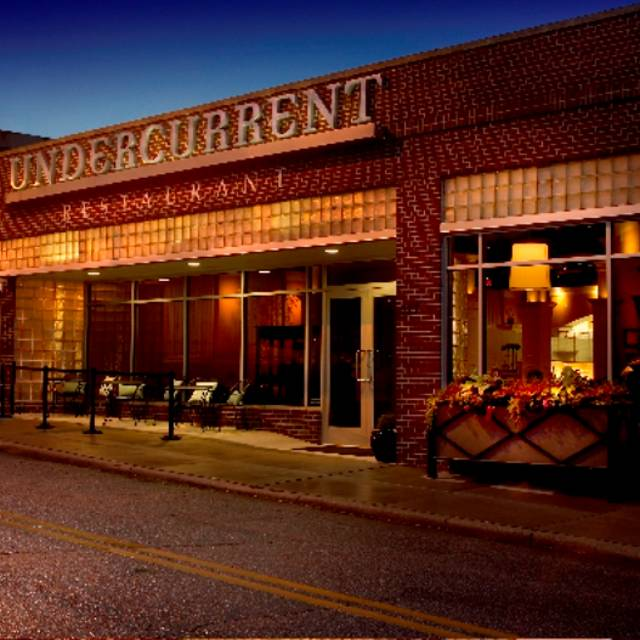 Undercurrent Restaurant, Greensboro, NC