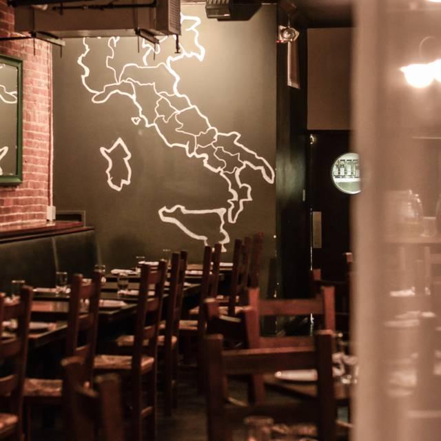 Osteria Marco, Denver, CO