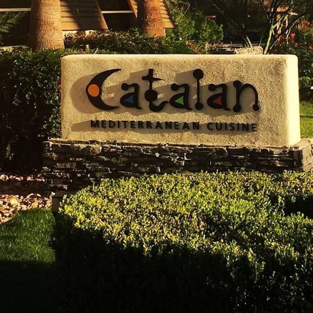 Catalan Mediterranean Cuisine, Rancho Mirage, CA