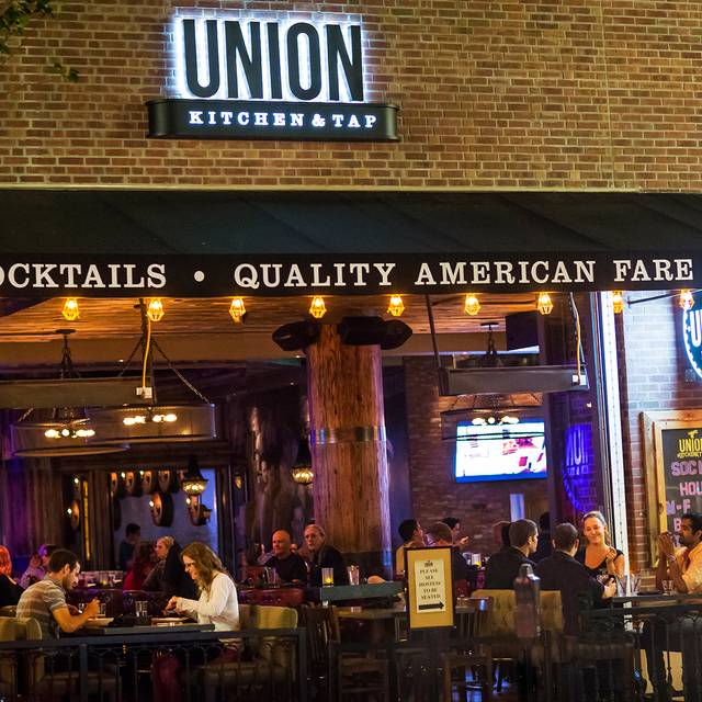 Union Kitchen Amp Tap Gaslamp San Diego Ca Opentable