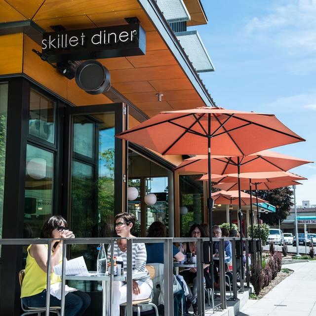Skillet Diner - Ballard, Seattle, WA
