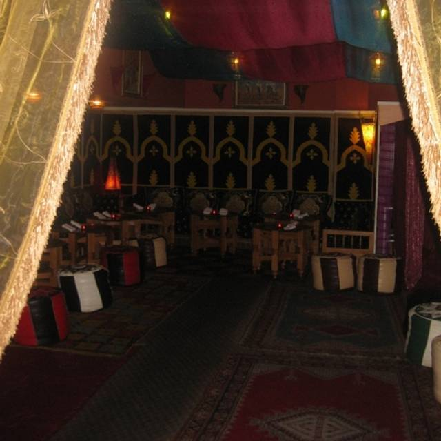 Kasbah Moroccan Restaurant & Hookah Lounge, Seattle, WA