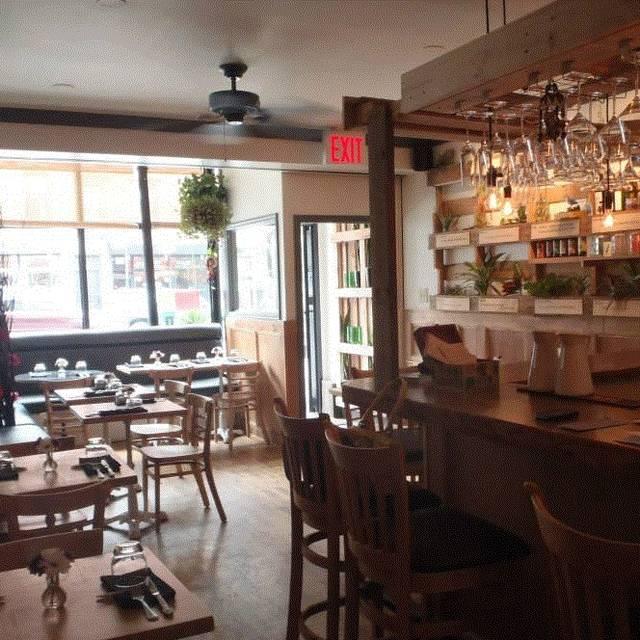 Italian Foods Near Me: La Slowteria Restaurant - Brooklyn, NY