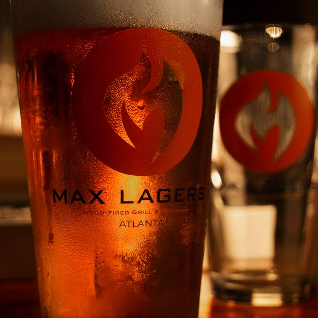 Max Lager's Wood-Fired Grill & Brewery, Atlanta, GA