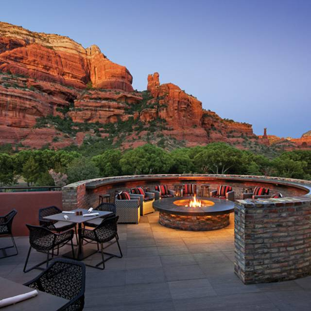 Tii Gavo, a gathering place at Enchantment Resort, Sedona, AZ