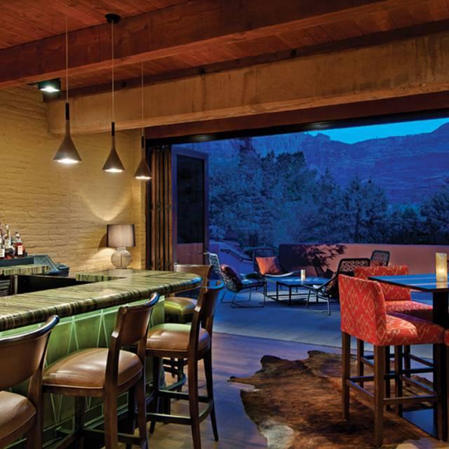 Tii Gavo, a gathering place at Enchantment Resort, Sedona, AZ