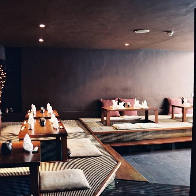 Koi restaurant london opentable