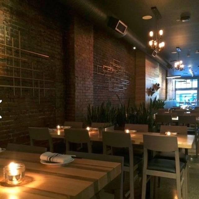 Gyoza Bar, Vancouver, BC