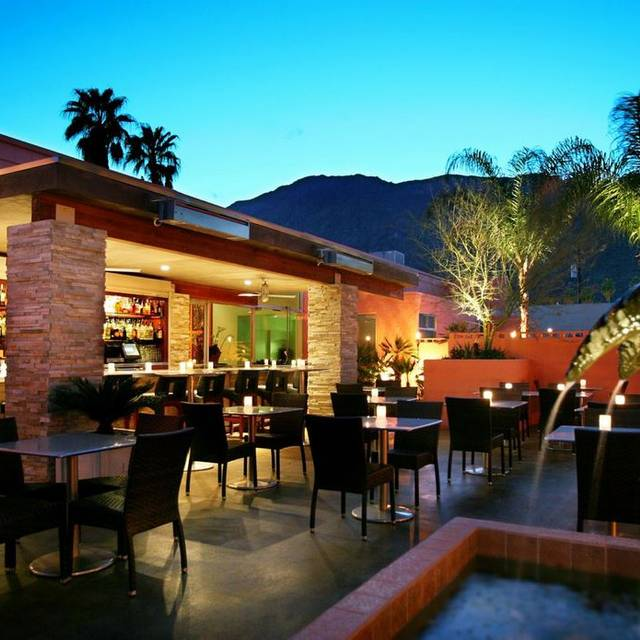 The Tropicale Restaurant Palm Springs Ca Opentable