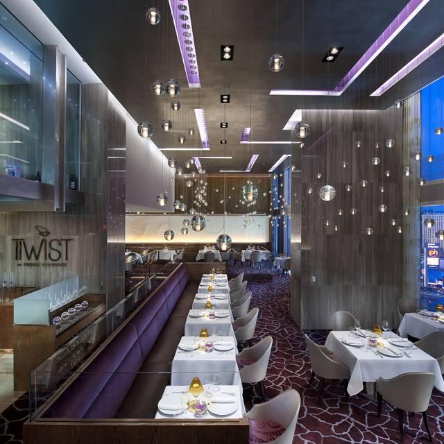 Twist by Pierre Gagnaire - Mandarin Oriental, Las Vegas, Las Vegas, NV