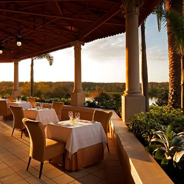 Normans at the Ritz-Carlton Orlando Restaurant - Orlando FL
