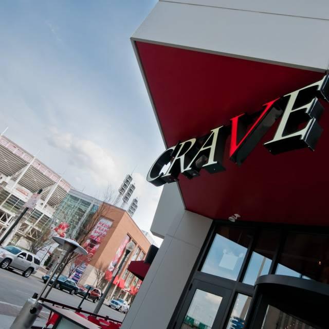 CRAVE - Cincinnati, Cincinnati, OH