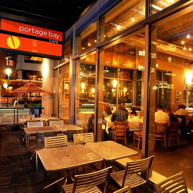 Portage Bay Cafe - Sou...